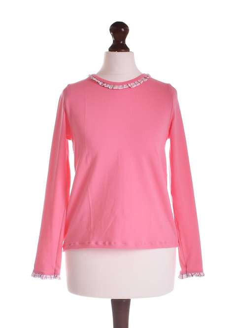 The Copford Top - Pink