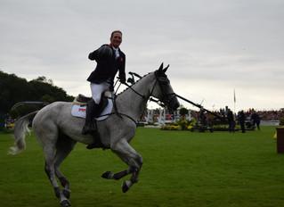 A (Ballaghmor) Class act - Burghley Horse Trials 2017