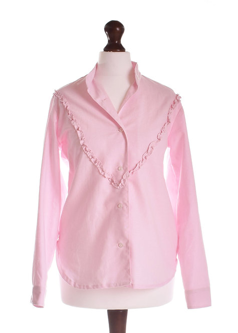 Size 6 - The Oxney Shirt - Pink