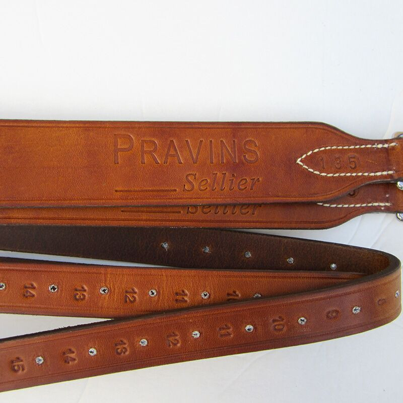 Pravins Sellier stirrup leathers