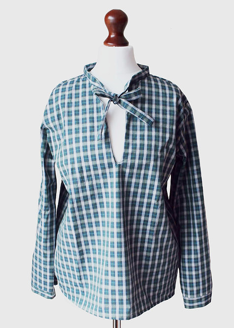 The Fairstead Blouse - Green