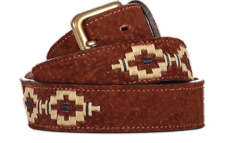 Estribos traditional belt design