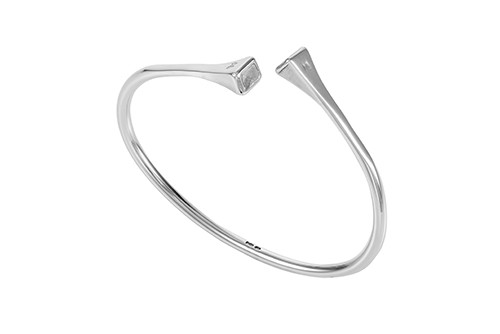 County Equestrian Jewellers Farrier nail bangle