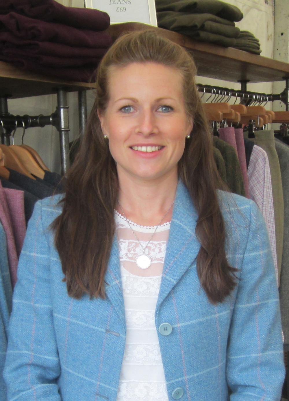 Anna Butler, founder of Butler Stewart