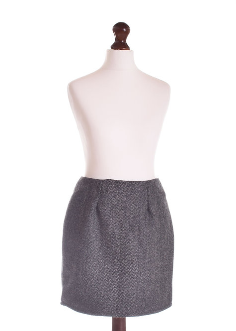 The Peldon Skirt - Grey
