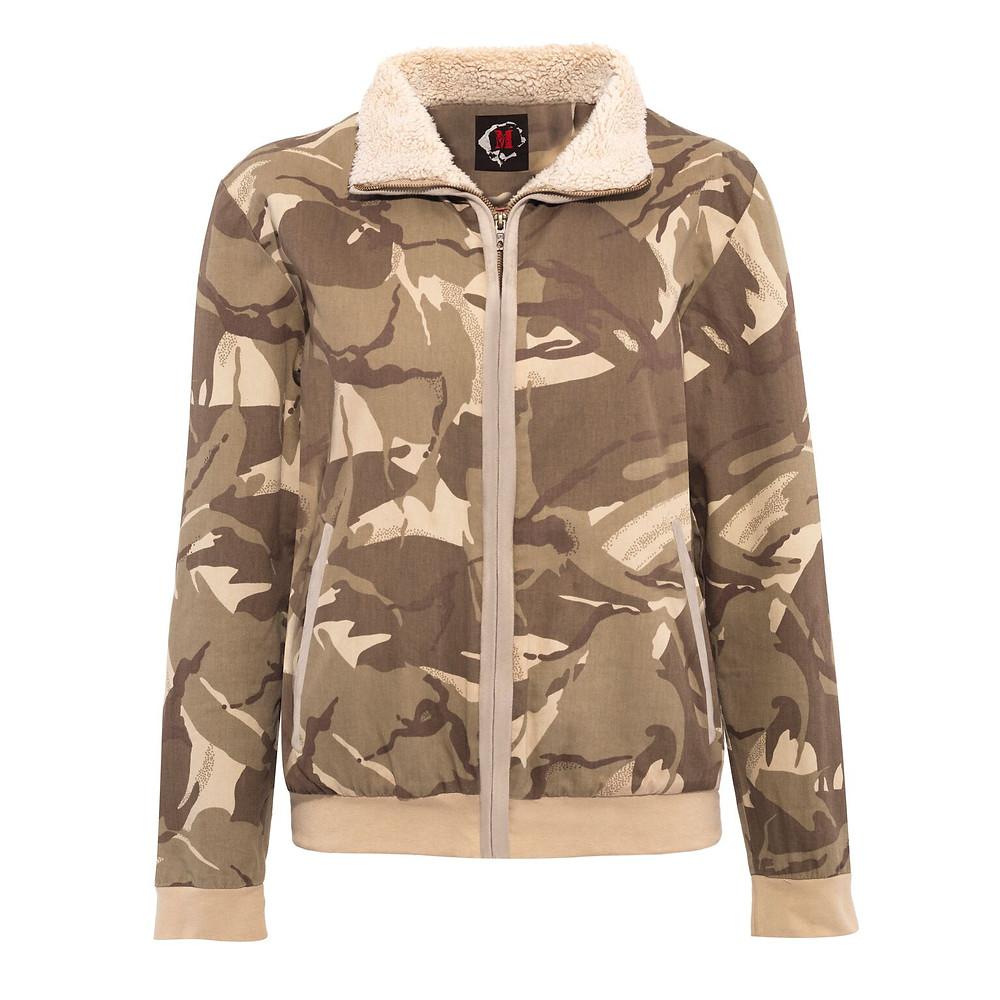The Frank bomber jacket