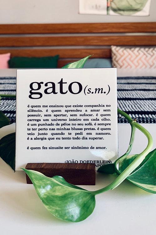 Azulejo • GATO