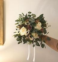 Today's beautiful bridal bouquet......jp