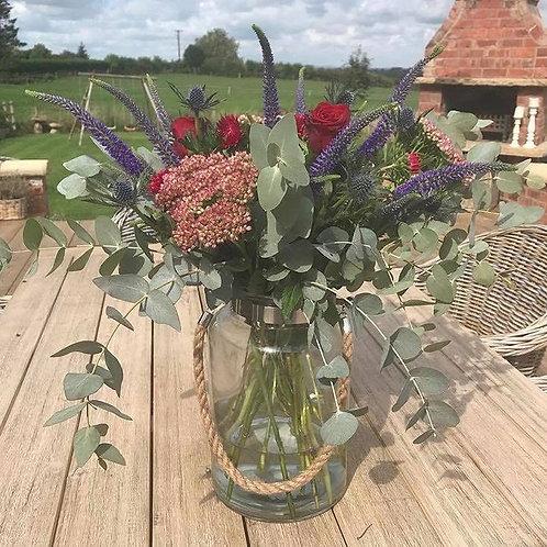 Simplicity in a vase