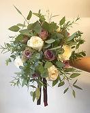 Yeturdays beautiful bridal bouquet _issy