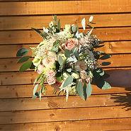 Wedding weekend 🎩👰🏼 beautiful flowers