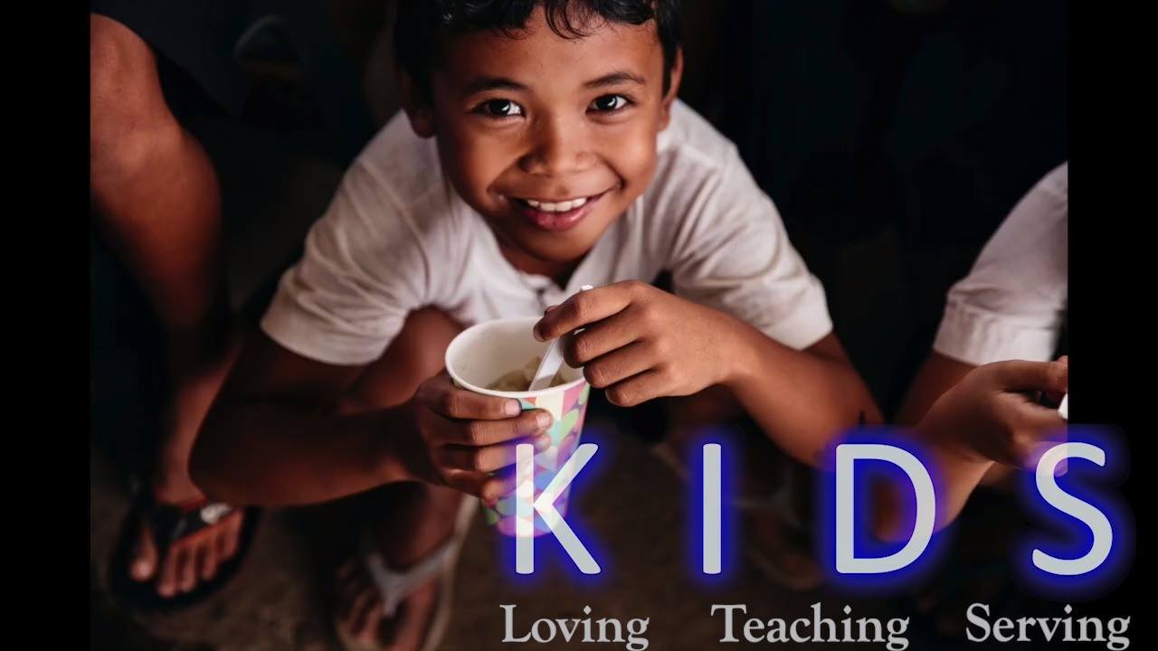 Kids International Ministry - Come and volunteer