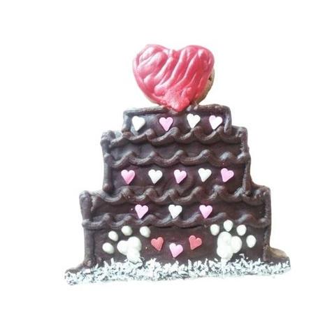 3 Tier Valentine's Day Cake Treat