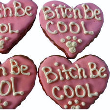 Bitch Be Cool Heart
