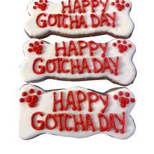 Happy Gotcha Day Iced Bone (5 Inch)