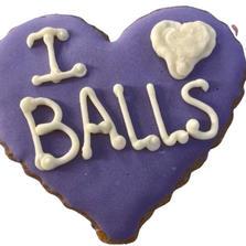 I Love Balls