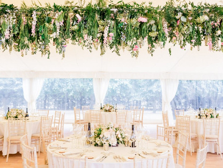 Can I have a marquee wedding in London?