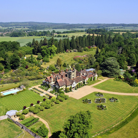 Cowdray House - The Ultimate Exclusive Hire Country Estate Wedding Venue