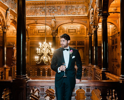 Two Temple Place - The Ultimate Hidden Gem London Wedding Venue