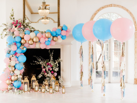 A Baby Shower Fit for a Prince!