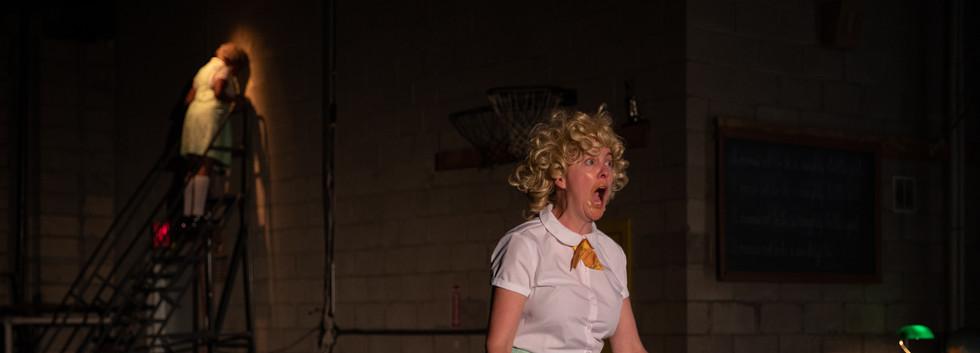 Little Lord's The Peanut Butter Show, photo Maria Baranova