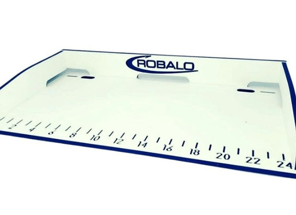 ROBALO ENGRAVED FILLET TABLE