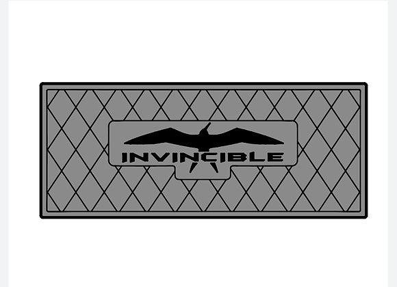 Invincible 20 MM Helm Pad