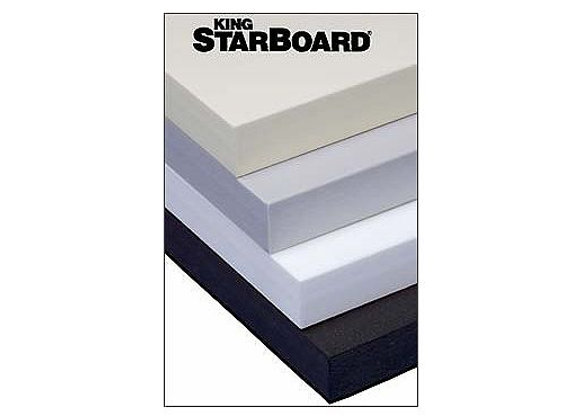 """1/4"""" Cut to size King Starboard HDPE ($7 SqFt)"""