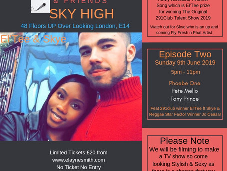 Lounging with Elayne SKY HIGH Episode Two