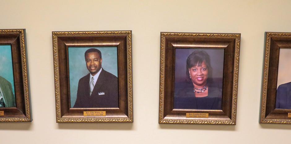 Our Former Pastors