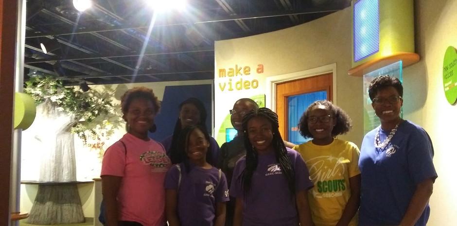 Girl Scout Troop 995