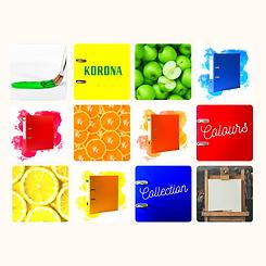 Colours collection promo photo