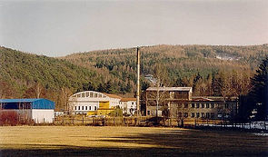 Korona manufactory in the past