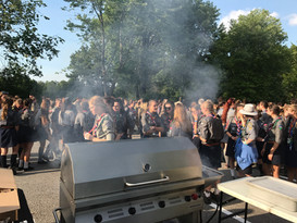 2017 Scouts BBQ