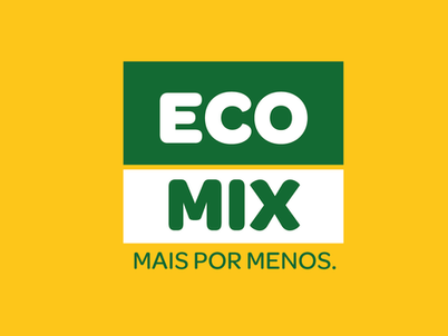 Identidade Visual Ecomix