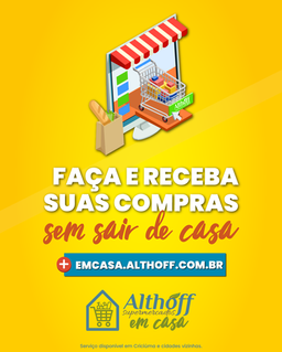 ALTHOFF EM CASA