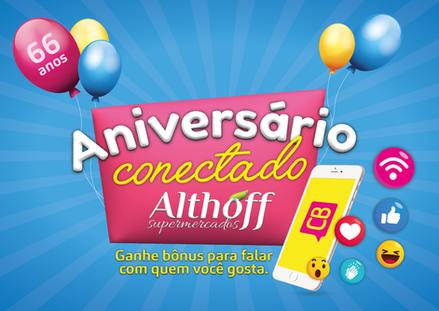 Aniversário Conectado Althoff