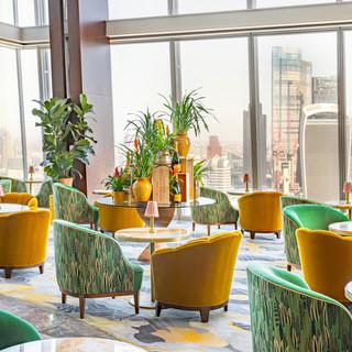 Sky Lounge Interior