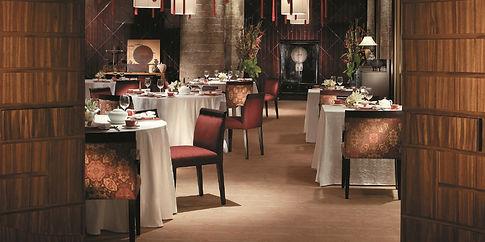 Shang Palace Seating