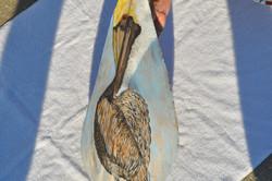Pelican frond