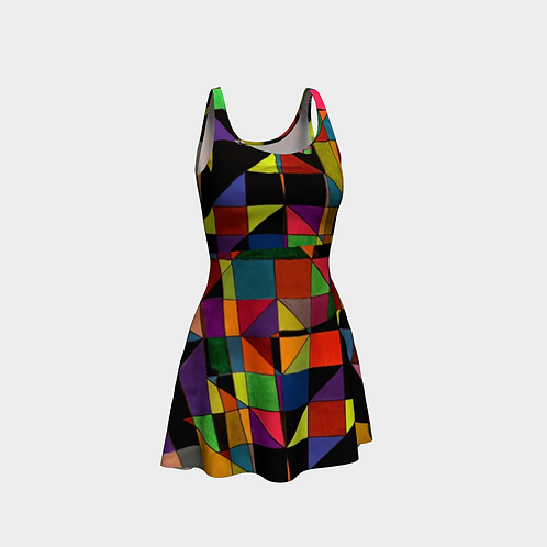 Kaleidescope Dress