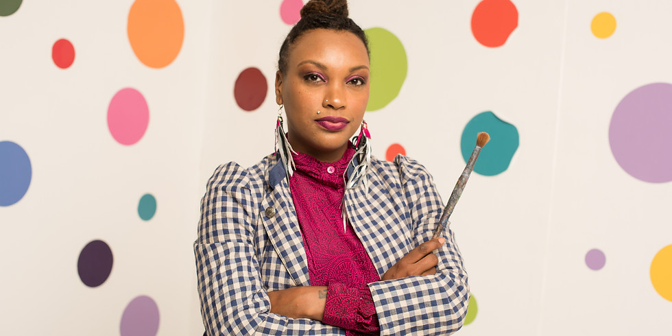Paint and Sip with Zsudayka Nzinga