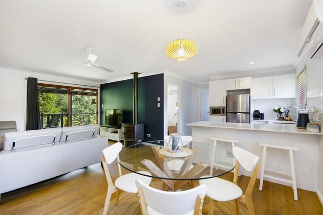 Serenity - Open Plan Lounge/Dining/Kitchen