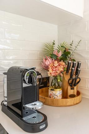'Fern Hill' - Coffee Machine