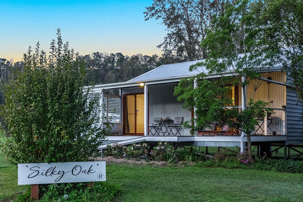 Silky Oak Cabin