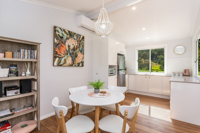 'Fern Hill' - Dining/Kitchen area