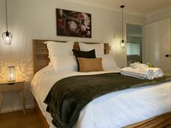 'Silky Oak' Bedroom
