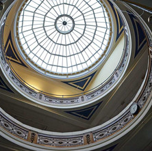 Beautiful Central Dome in the big Co-operative Central Warehouse. - 7th February 2013