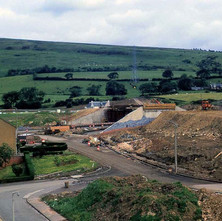 Mountblow Flyover 1967 - from the collection of Jack Carson