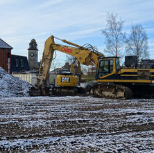 The former Clydebank Council offices which were taken over by West Dunbartonshire Council have been demolished. They were only built 39 years ago.  -  6th February 2018